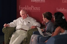 Marlin Fitzwater, former White House press secretary.